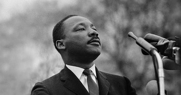 Two men who helped shape Martin Luther King's life, and offer a lesson for us all