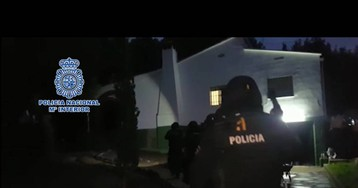 La policía desmantela en Valencia uno de los mayores laboratorios de cocaína de Europa