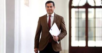 Moreno reserva para el PP una consejería de familias y la memoria histórica