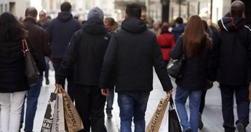 El gasto en Navidad aumentó un 8,6% en Madrid Central frente al 3,3% en el resto de la ciudad