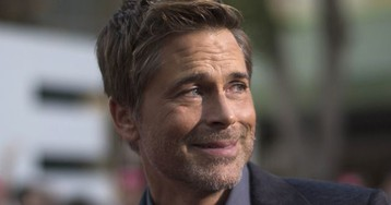 Rob Lowe admits he's 'vain as f--k,' 'funneled addiction' into exercise