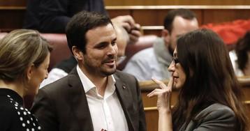 IU no descarta negociar con la plataforma de Errejón en la Comunidad de Madrid