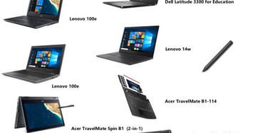 Microsoft Education news today: New notebooks, Classroom Pen