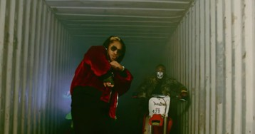 """Future Drops Video for 'The WIZRD' Highlight """"Rocket Ship"""""""