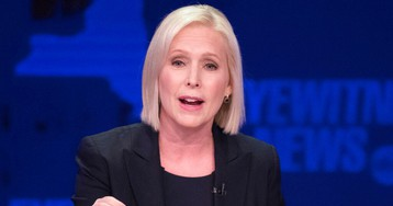 'Daily Show' host mocks Gillibrand again, this time over her past Trump-like positions not being 'racist'