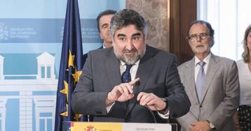 El Delegado del Gobierno convoca a Garrido para aliviar los desahucios