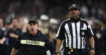This non-call against the New Orleans Saints was so bad, the governor got involved