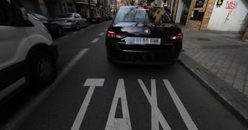 Los 'otros' en la guerra del taxi
