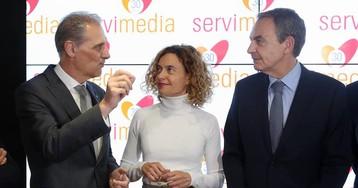 """Zapatero pide que el espionaje del BBVA a miembros de su Gobierno tenga """"consecuencias"""""""