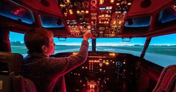 Мне бы в небо! Как я учился летать на «Боинге»