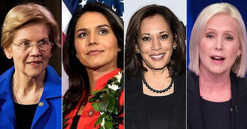 Historic number of women aim for Madam President; experts credit #MeToo, recruitment efforts