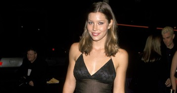 Jessica Biel wishes she didn't dress 'so sexy all the time' when she was young