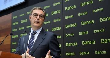 Bankia sube un 5% el dividendo, lo que elevará las ayudas devueltas al Estado