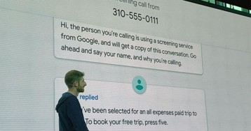 Google Call Screen lets you eavesdrop on the conversation