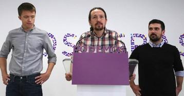 Ramón Espinar dimite como líder de Podemos en Madrid y agrava la crisis interna