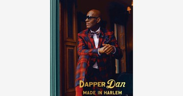 Dapper Dan Reveals Why His Store Never Closed in 'Made In Harlem' Memoir