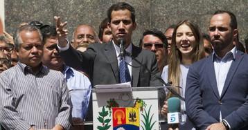 Guaidó llama a la movilización permanente y busca el apoyo militar