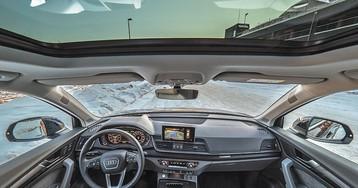 Тест-драйв от Родиона Газманова: Audi Q5 — опять Q5!
