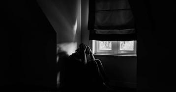 Hombres maltratados, no víctimas de violencia de género