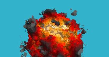 Рисуем мультяшный взрыв за 180 строчек голого C++