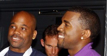 Kanye West Freestyles With Dame Dash