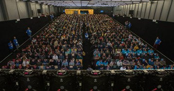 La clase de programación que batió un Récord Guinness en Madrid