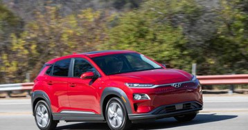 2019 Hyundai Kona Electric pricing confirmed for full EV range