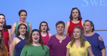 How to Sing in a Choir, According to a Champion A Cappella Group
