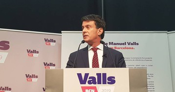 Valls quiere poner fin a las acciones de los CDR y evita criticar los altercados del taxi