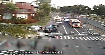 3 killed, 5 injured in deadly vehicle collision in Hawaii: police
