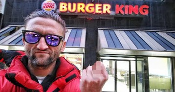 Casey Neistat is 'mad' at Burger King for their marketing ploy
