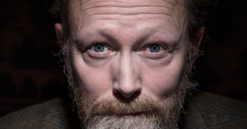 Lars Mikkelsen: I found God after playing a boozy, lusty priest