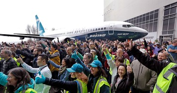 Boeing is an absolute plane factory
