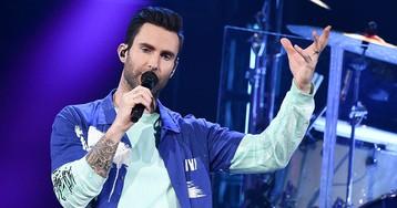 Adam Levine Giving 'Entertainment Tonight' Lone Pre-Super Bowl Interview