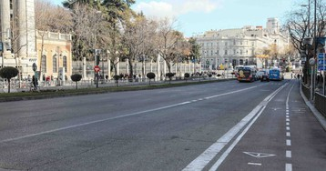 Por qué ha mejorado tanto el tráfico con la huelga de taxis
