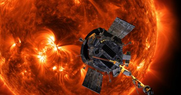 NASA's Parker Solar Probe Is Once Again Heading Toward the Sun