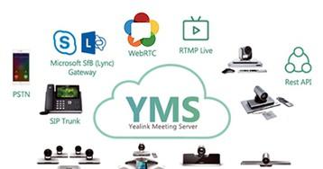 Yealink Meeting Server 2.0 — новые возможности видеоконференцсвязи