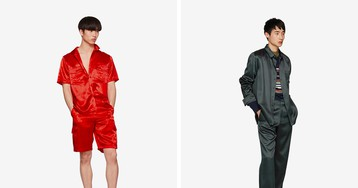 Sies Marjan's Spring '19 Shirts and Pants Are a Tactile Dream