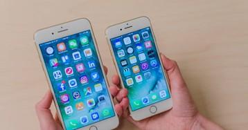 Apple iPhone 7 vs. iPhone 7 Plus: Smartphone specs comparison
