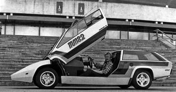 «Панголина» идругие монстры советского автомобильного самостроя