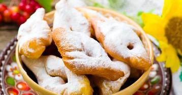 Полтавские вергуны на кефире – дёшево, быстро и вкусно!