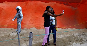 How selfies can empower and endanger young women in India