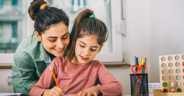 Parents who study with kids promote better grades, report claims