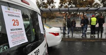La Generalitat propone un periodo mínimo de 15 minutos para contratar un VTC