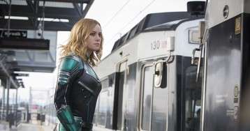 Samuel L. Jackson dishes on Captain Marvel's young Nick Fury: 'He's not as smart'