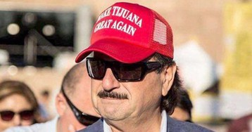 Mayor of Mexico border city dubbed 'Tijuana Trump' blasts caravan migrants, calls them 'bums' and 'pot smokers'