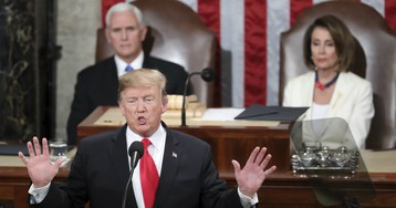 Read the full text of Trump's 2019 State of the Union address