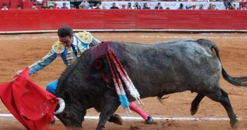 Tres puertas grandes en la México ante toros de escaso trapío y nula exigencia