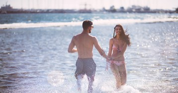 First vacation as a couple? Survey finds best time to plan a 'baecation' that won't ruin the relationship