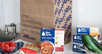 Blue Apron hopes lower-cost meal kits, now on Jet in NYC, will help save its business